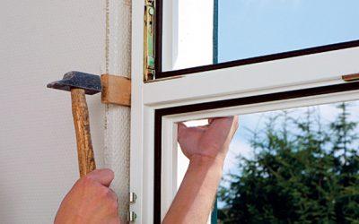 A műanyag ablak beépítése, használatának előnyei